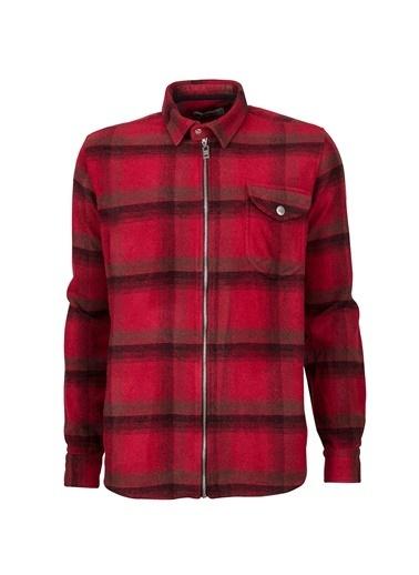 Bad Bear Gömlek Kırmızı
